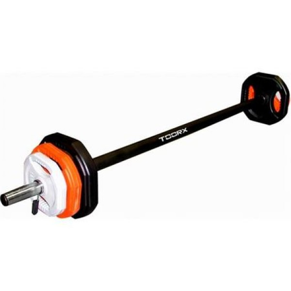 Haltera Body Pump TOORX 20 KG, Ajustabila